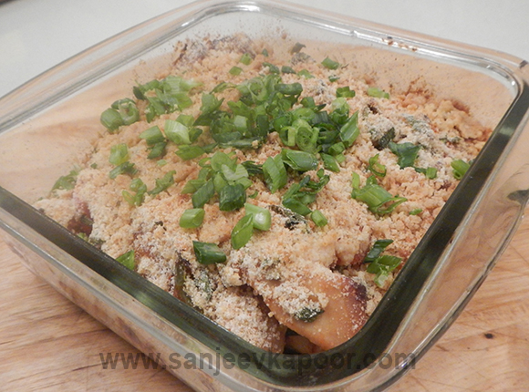 Chicken Crumble