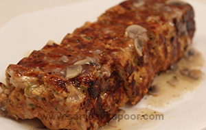 Chicken Meat Loaf
