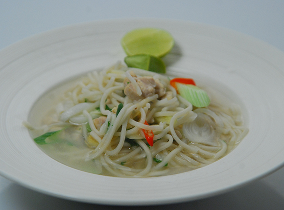 Chicken Noodle Soup Thai Style-Cook Smart