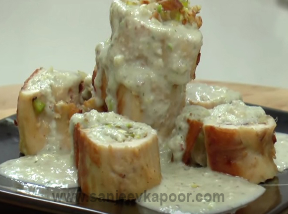 Chicken Nutty Roll