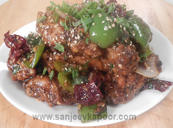 Chicken Wings in Soya Sauce