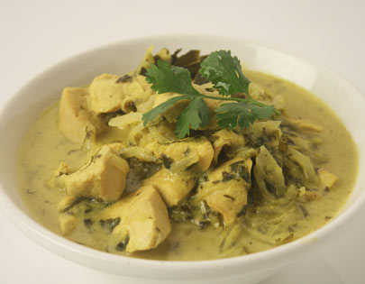 Chicken Dhaniya Kurma