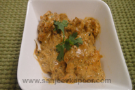 Chicken Kasoori Methi