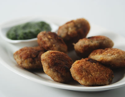 Chicken Mince Nuggets