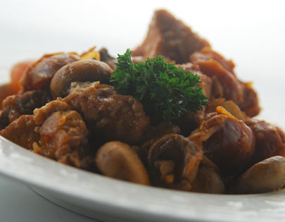 Chicken With Dates
