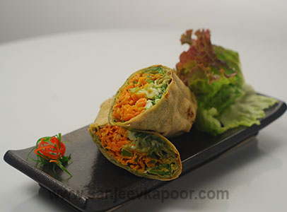 Chilled Veg Rolls