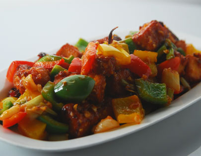 How To Make Chilli Paneer Recipe By Masterchef Sanjeev Kapoor