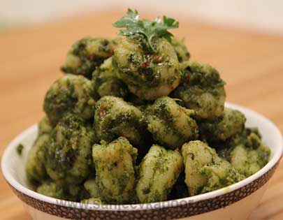 Chimichurri Shrimps