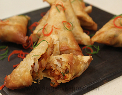 Image result for chinese samosa