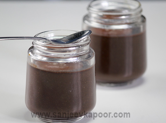 Chocolate Caramel Pot