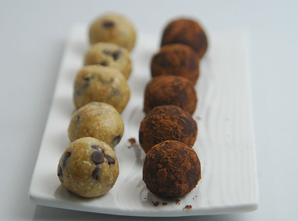 Chocolate Chip Bites - Cook Smart
