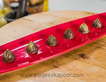 Chocolate Mango Modak