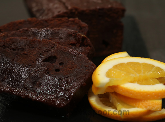 Chocolate Orange Loaf