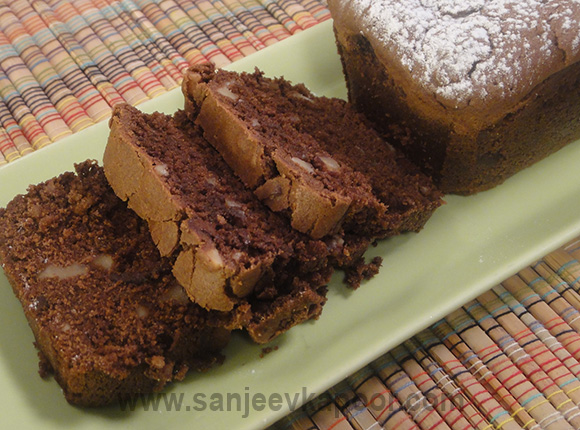 Recipe Of Chocolate Mousse Cake By Sanjeev Kapoor