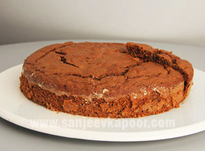 How to make Chocolate And Prune Cake - Chocolate and prunes make a ...