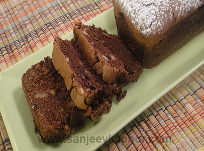 Chocolate Tea Cake