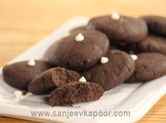 Cinnamon Chilli Chocolate Cookies