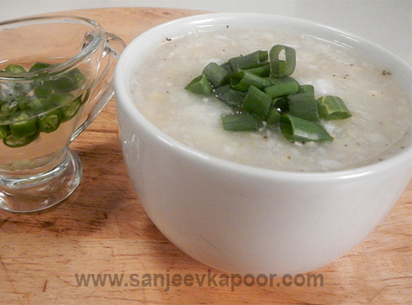 Crabmeat Soup with Sweetcorn