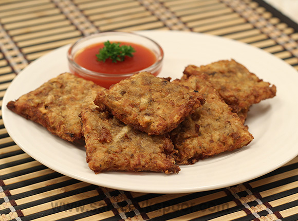Crispy Hash Browns