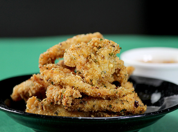 Crunchy Coconut Chicken