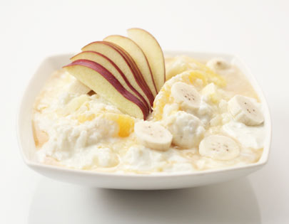 Dahi Fruit Chiwda