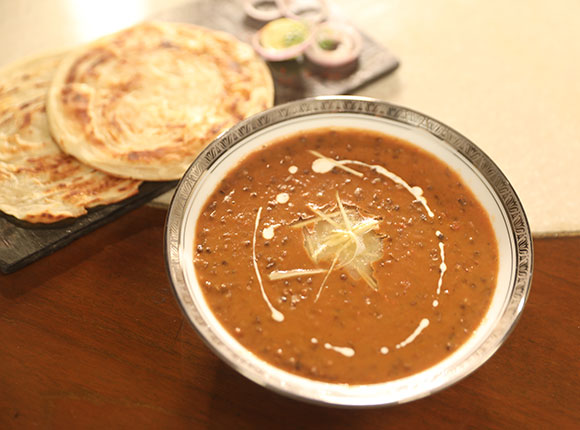 Dal Makhni (no onion no garlic) - SK Khazana