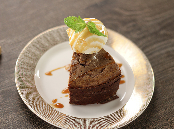 Double Layer Brownie - SK Khazana