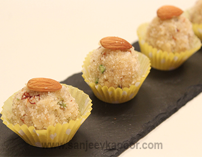 Dry Fruits Sabudana Laddoo