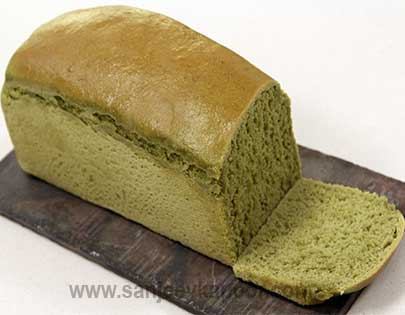 Fresh Herbs and Spicy Bread Loaf