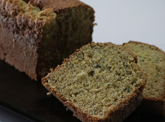 How To Make Fruit Pulp Bread Recipe By Masterchef Sanjeev