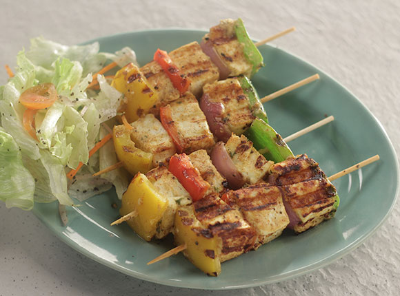 Garlic Grilled Paneer