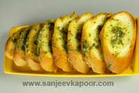 Garlic And Parsley Bread