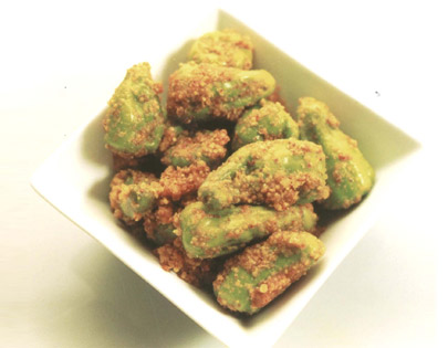 Green Chilli (Bhavnagri) Pickle