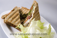 Grilled Daily Sandwich