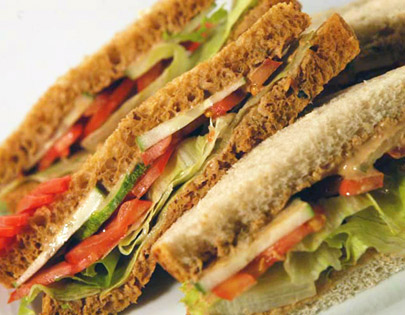 How to make healthy sandwich recipe by masterchef sanjeev kapoor forumfinder Gallery