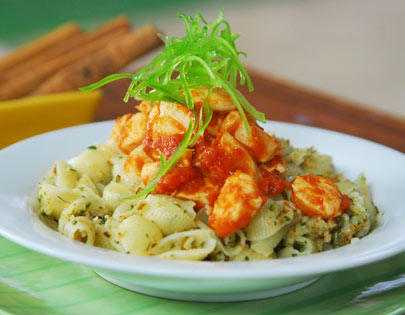 Herb Chicken Pasta