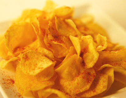 How to make Homestyle Potato Chips, recipe by MasterChef ...