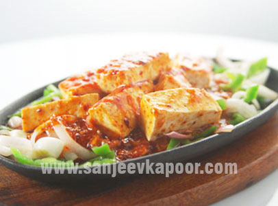Honey Chilli Paneer