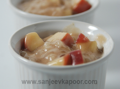 Honey Maple Apple Sago