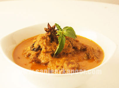 Hyderabadi Mutton Curry