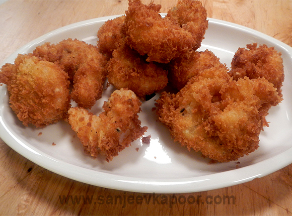Japanese Deep-fried Prawns