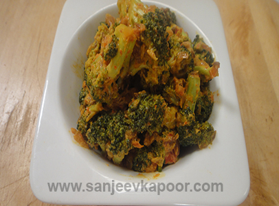 How to make jeera broccoli recipe by masterchef sanjeev kapoor forumfinder Image collections