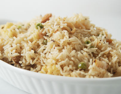 Jodhpuri Vegetable Pulao