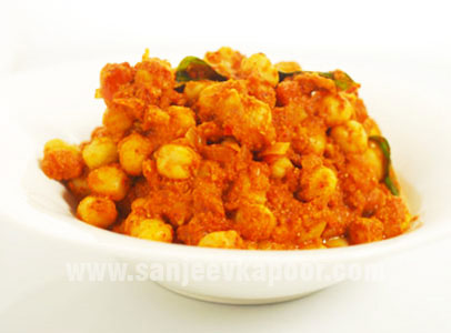 Kabuli Chana Chettinaad