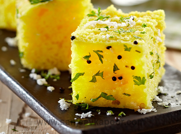 How to make khaman dhokla recipe by masterchef sanjeev kapoor forumfinder Images