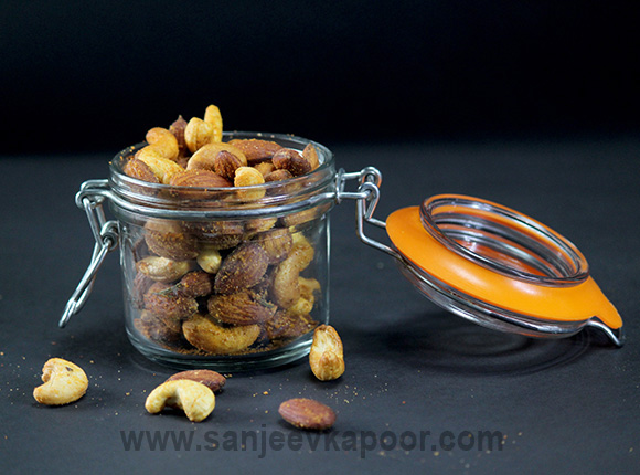 Lacquered Nuts
