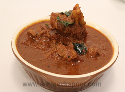Madras Lamb Curry