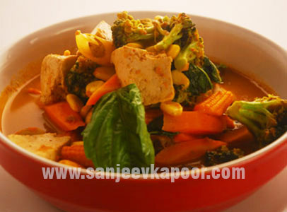 Malaysian Vegetable Curry