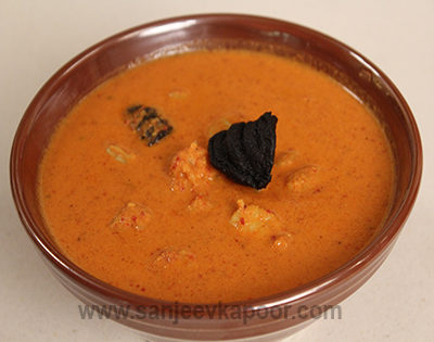 Malwani Prawn Curry