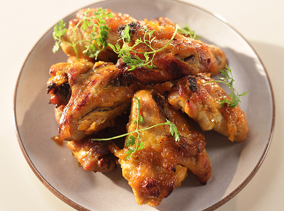 Mango Chicken Wings - SK Khazana